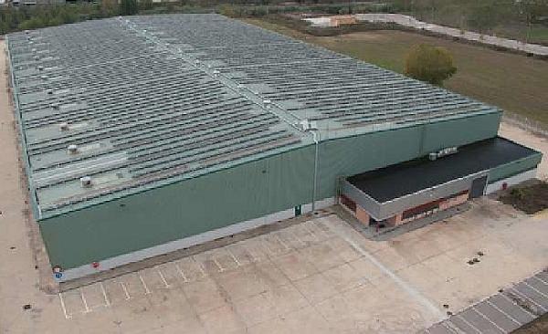 Nave Industrial en Hostalric de 6349m2 - Nave industrial en alquiler en Hostalric - 331870757
