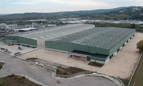 Nave Industrial en Hostalric de 6349m2 - Nave industrial en alquiler en Hostalric - 331870763