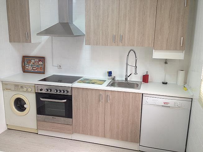 Cocina - Apartamento en alquiler en Centro en Córdoba - 339468264