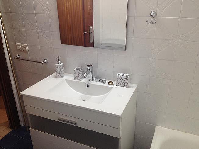 Baño - Apartamento en alquiler en Centro en Córdoba - 339468269