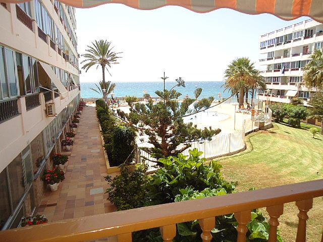 Piso en alquiler de temporada en calle Playa del Aguila, Playa Del Aguila - 151740331