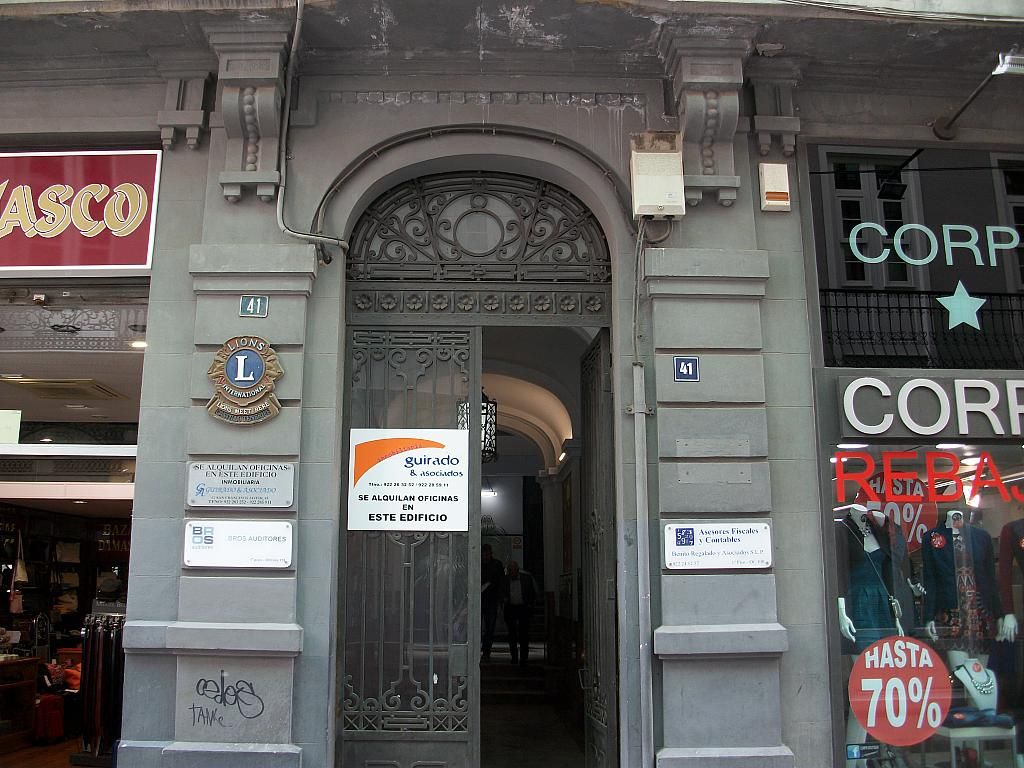 Oficina en alquiler en calle Castillo, Zona Centro en Santa Cruz de Tenerife - 245251659