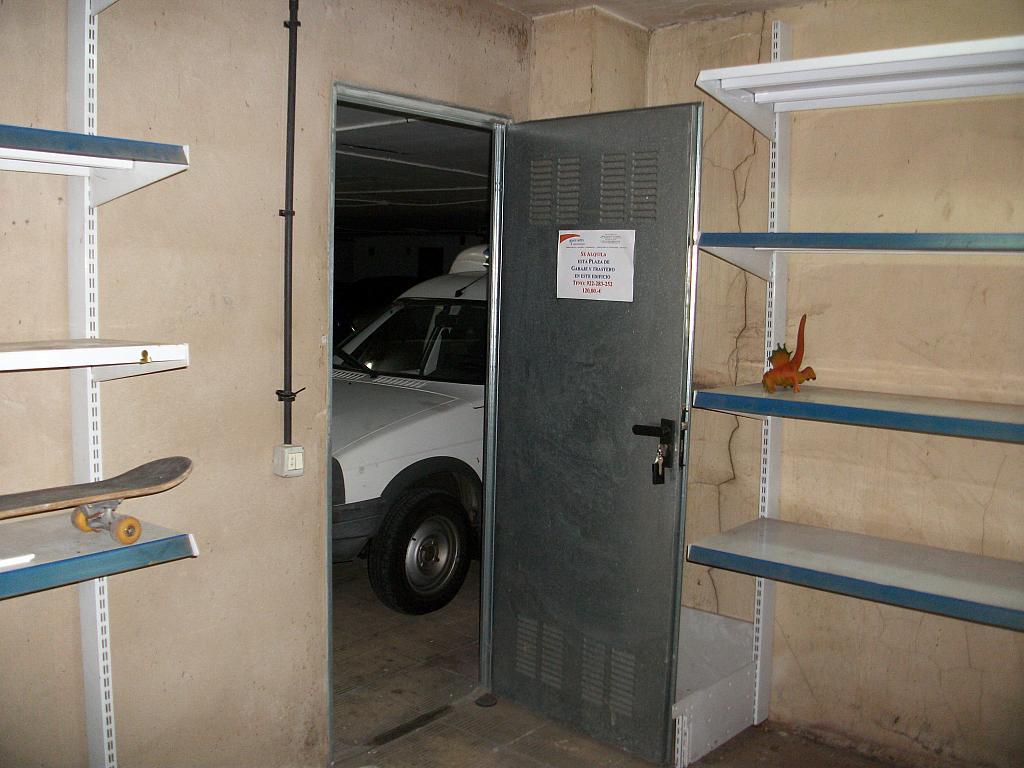Garaje en alquiler en calle Los Corales, Santa Cruz de Tenerife - 199881918
