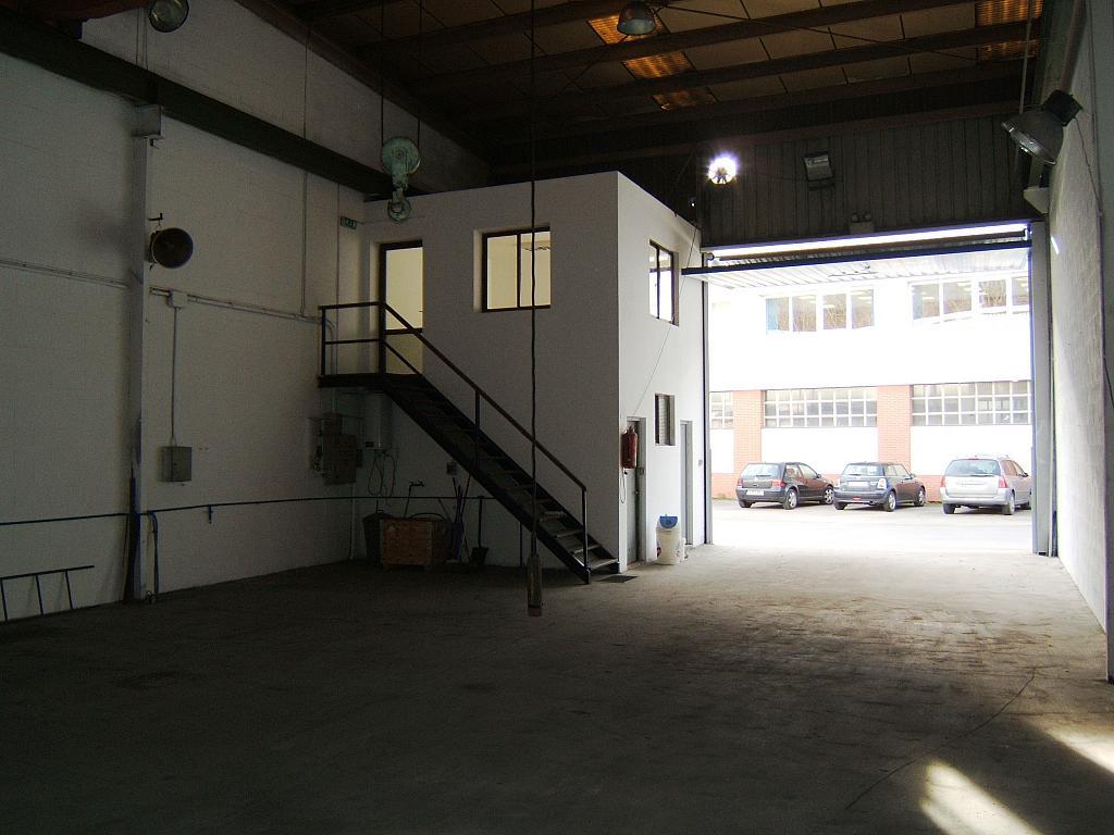 Nave industrial en alquiler en barrio Aguirre, Arrigorriaga - 244996870