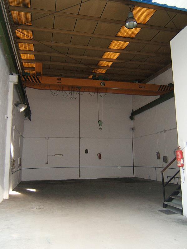 Nave industrial en alquiler en barrio Aguirre, Arrigorriaga - 244996948