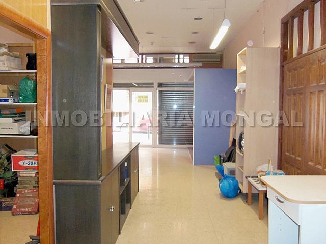 Local comercial en alquiler en calle Eusebi Güell, Marianao, Can Paulet en Sant Boi de Llobregat - 257064130