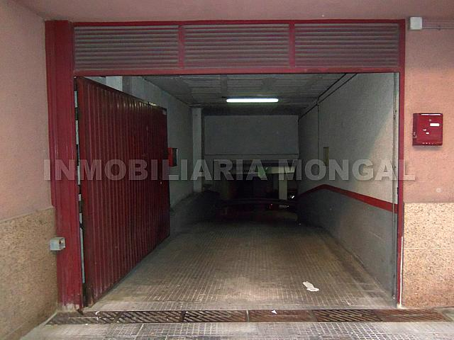 Parking en alquiler en calle Montmany, Centre en Sant Boi de Llobregat - 257391624