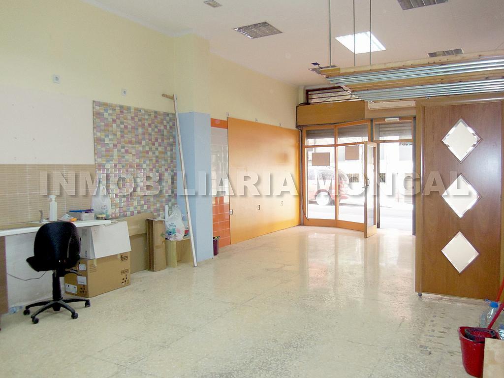 Local comercial en alquiler en calle Eusebio Güell, Marianao, Can Paulet en Sant Boi de Llobregat - 286925748