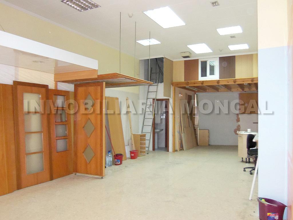 Local comercial en alquiler en calle Eusebio Güell, Marianao, Can Paulet en Sant Boi de Llobregat - 286925751