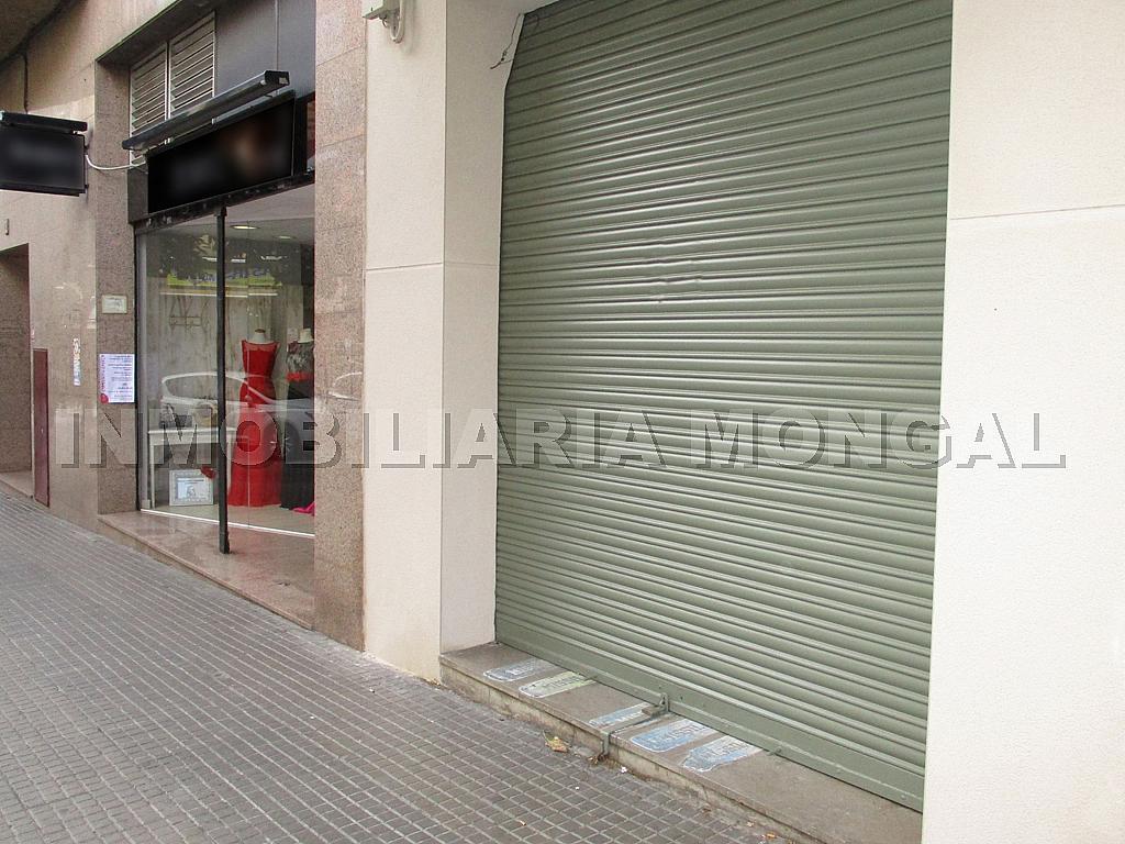 Local comercial en alquiler en calle Eusebio Güell, Marianao, Can Paulet en Sant Boi de Llobregat - 323485646