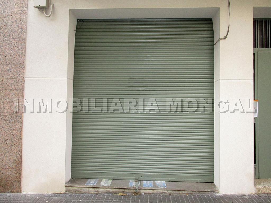 Local comercial en alquiler en calle Eusebio Güell, Marianao, Can Paulet en Sant Boi de Llobregat - 323485650