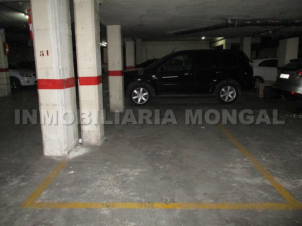 Parking en alquiler en calle Eusebi Güell, Centre en Sant Boi de Llobregat - 328501182