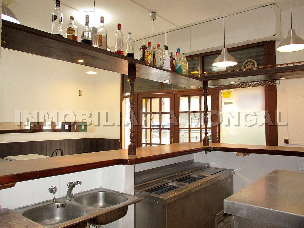 Bar en alquiler en calle Rosello, Marianao, Can Paulet en Sant Boi de Llobregat - 322587975