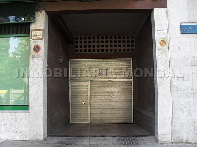 Garaje en alquiler en calle Del Parque, Gavarra en Cornellà de Llobregat - 233769061