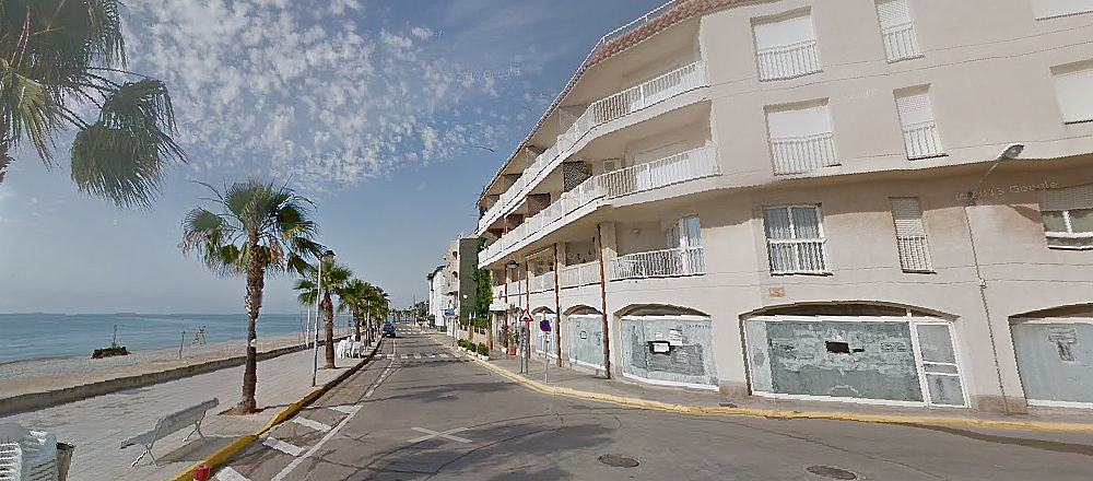 Local comercial en alquiler en calle Lepanto, Cases d´Alcanar, Les - 166552154