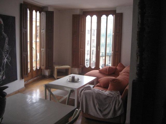 Salón - Piso en alquiler en calle Tossal, El Mercat en Valencia - 96698946