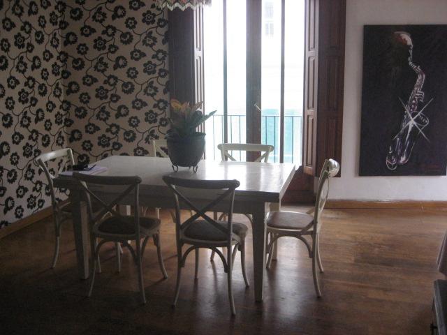 Comedor - Piso en alquiler en calle Tossal, El Mercat en Valencia - 96698953