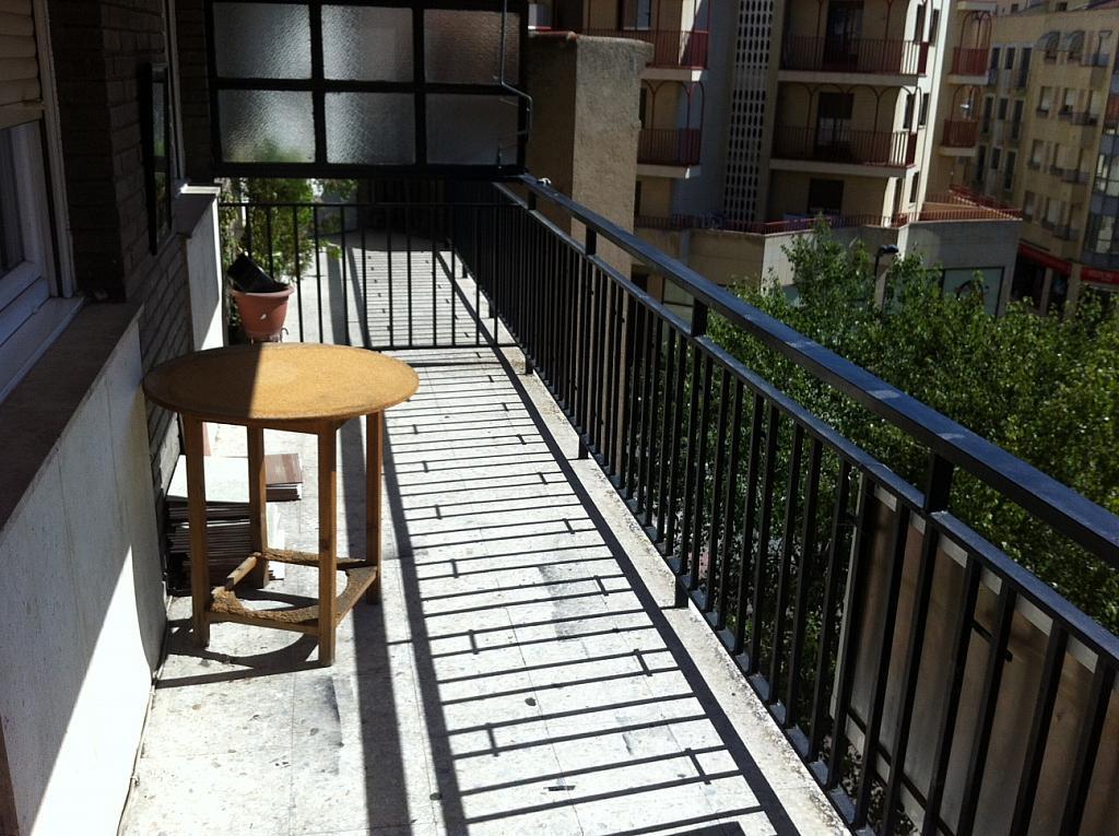 Piso en alquiler en plaza Oeste, Carmelitas Oeste en Salamanca - 291045823
