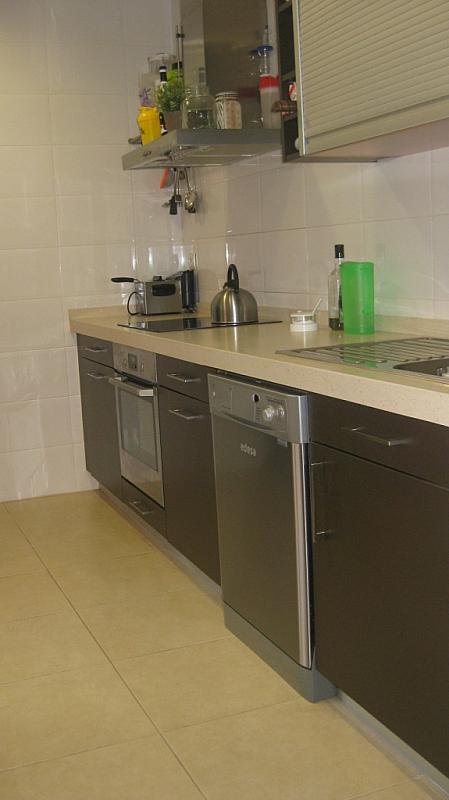 Cocina - Ático en alquiler de temporada en calle Tomillar, Torre del mar - 299249731
