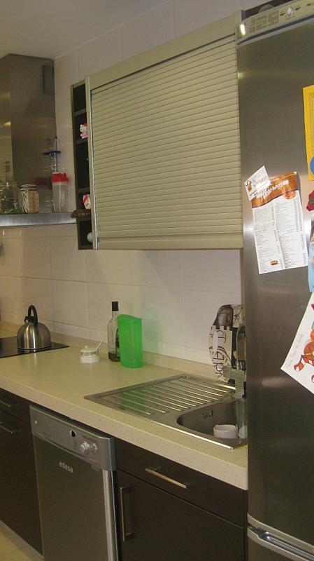 Cocina - Ático en alquiler de temporada en calle Tomillar, Torre del mar - 299249732