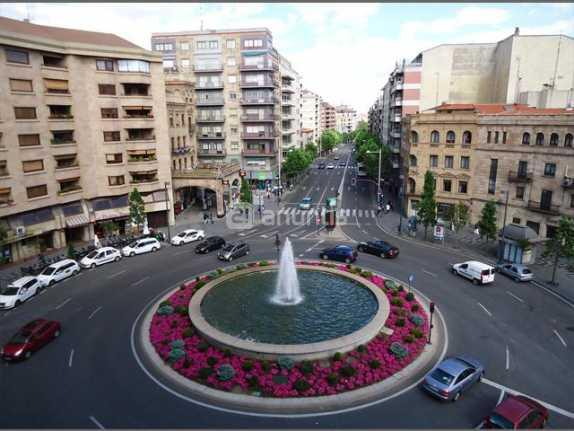 Apartamento en alquiler de temporada en calle Avenida Ialia, Centro en Salamanca - 109264097