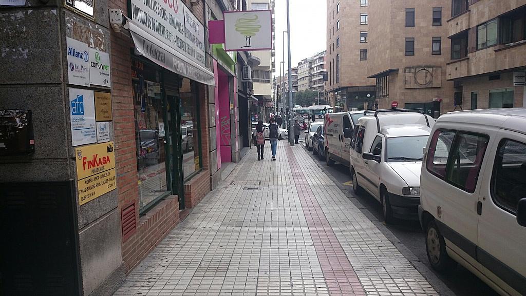 Apartamento en alquiler de temporada en calle Avenida Ialia, Centro en Salamanca - 183148052