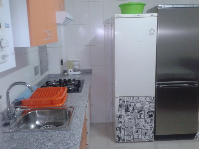 Apartamento en alquiler de temporada en calle Vitigudino, San Bernardo en Salamanca - 122917291