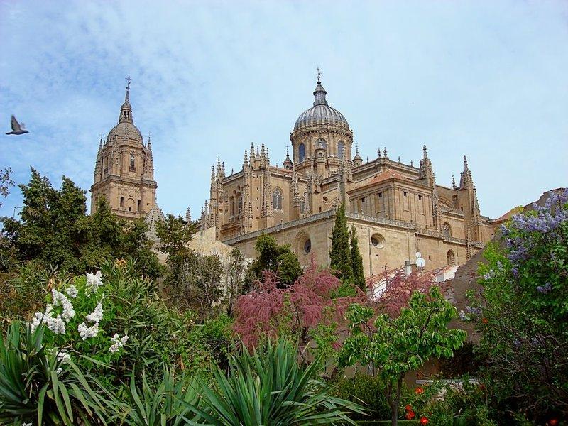 Apartamento en alquiler de temporada en calle Vitigudino, San Bernardo en Salamanca - 122917305
