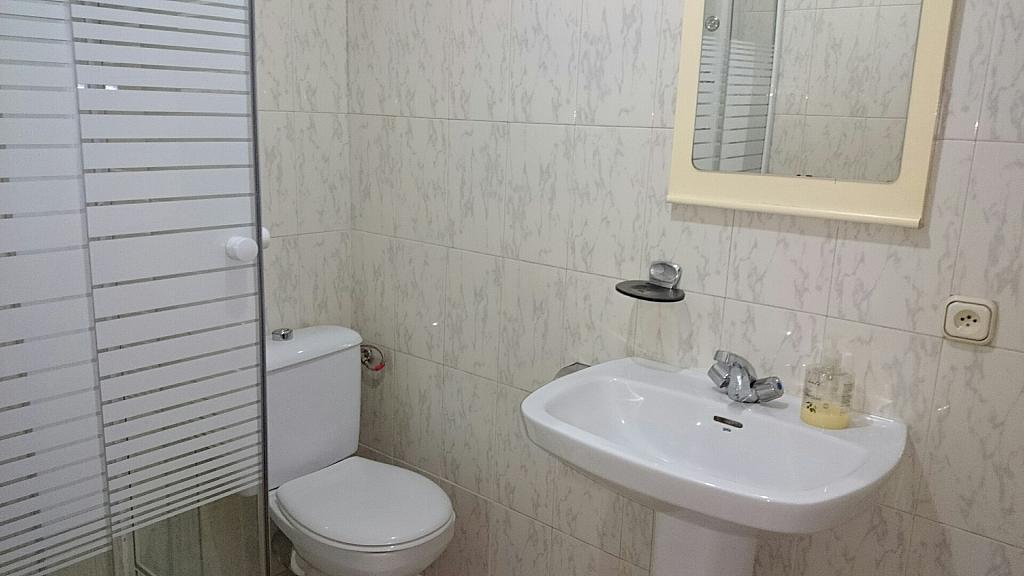 Apartamento en alquiler de temporada en calle Vitigudino, San Bernardo en Salamanca - 240383271