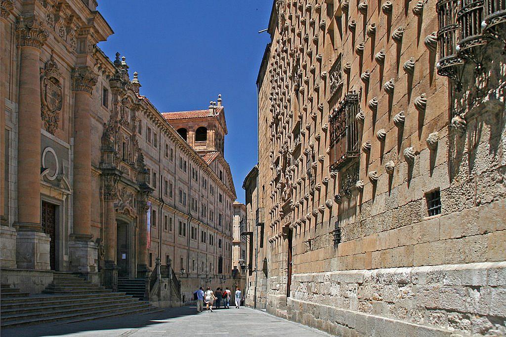 Apartamento en alquiler de temporada en calle Villamayor, Carmelitas Oeste en Salamanca - 183149302