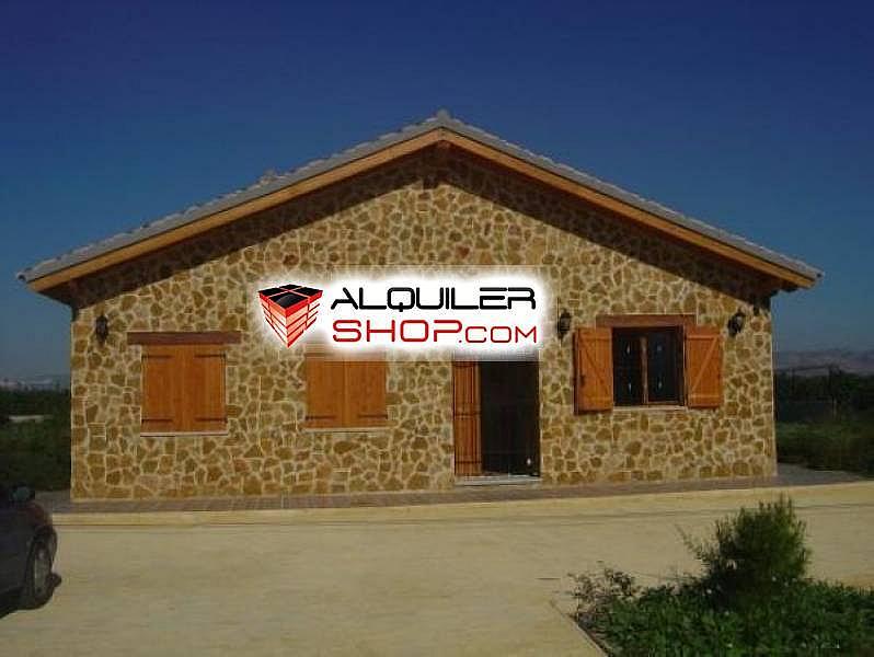 Foto - Casa en alquiler en Benferri - 309190075