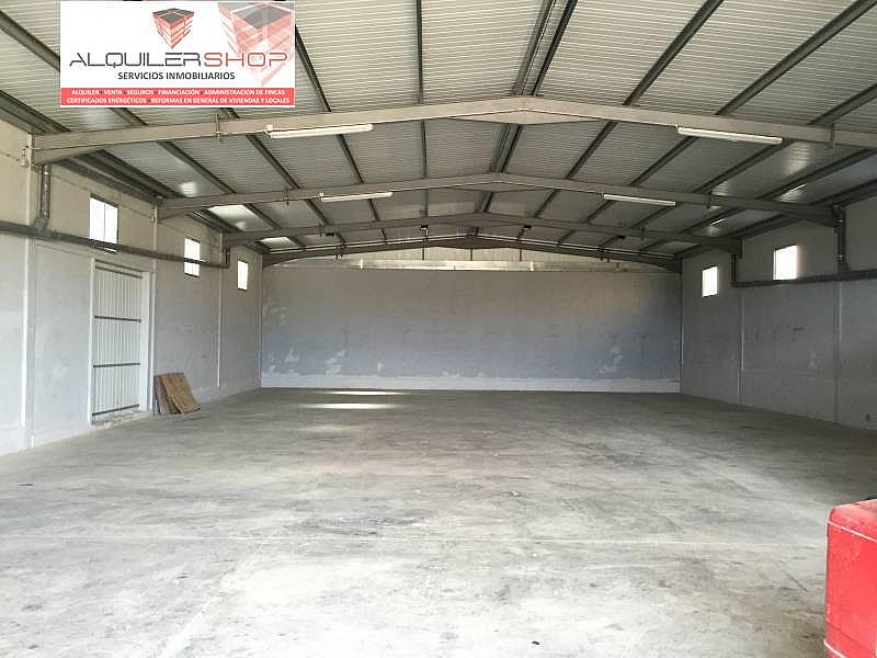 Foto - Nave industrial en alquiler en Barbastro - 322418939