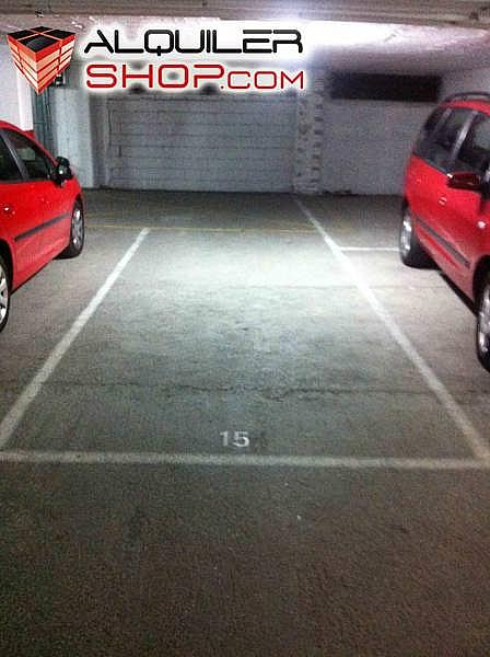 Foto - Parking en alquiler en Barbastro - 189863712