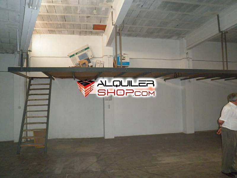 Foto - Local comercial en alquiler en Monzón - 189872358