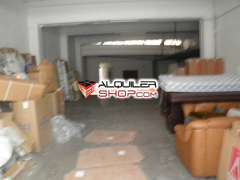 Foto - Local comercial en alquiler en Monzón - 189872361