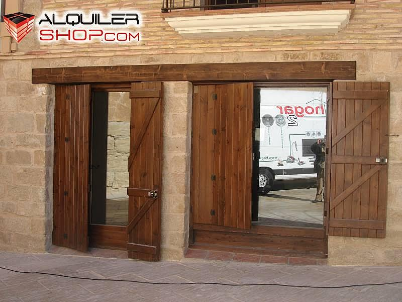 Foto - Local comercial en alquiler en Adahuesca - 189858945