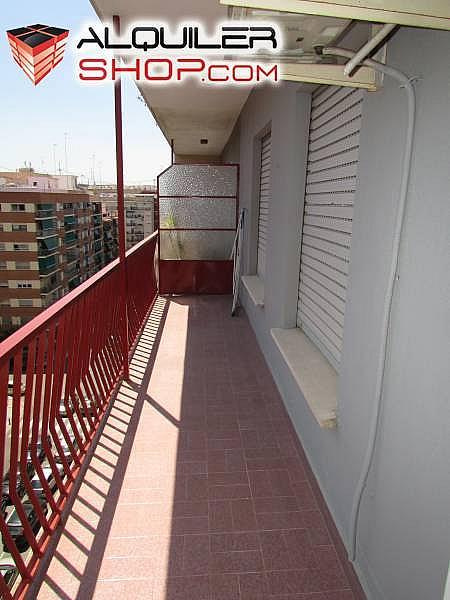 Foto - Piso en alquiler en Les Tendetes en Valencia - 189921609