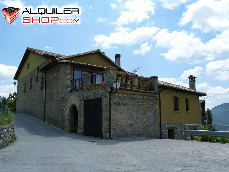 Foto - Casa en alquiler en Aínsa-Sobrarbe - 189874719