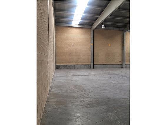 Nave industrial en alquiler en calle Manzano, Cistérniga - 245888673