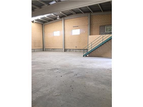Nave industrial en alquiler en calle Manzano, Cistérniga - 245888685