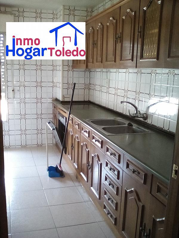 Piso en alquiler en calle Alquiler Poligono, Santa María de Benquerencia en Toledo - 292043446