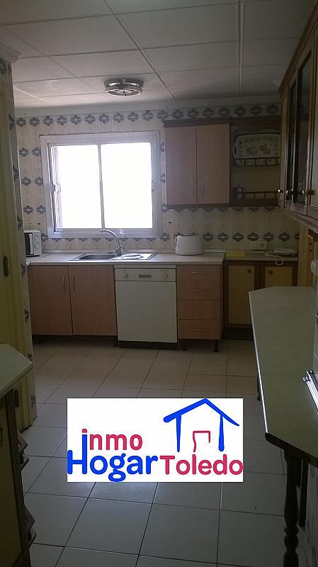 Piso en alquiler en calle Alquiler Poligono, Santa María de Benquerencia en Toledo - 309246373