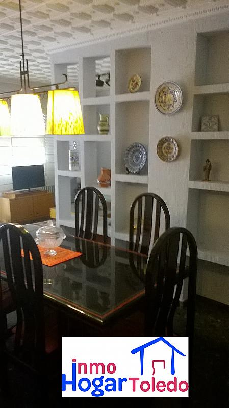 Piso en alquiler en calle Alquiler Poligono, Santa María de Benquerencia en Toledo - 309246387