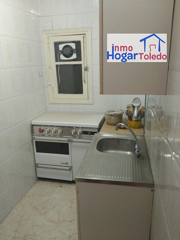 Piso en alquiler en calle Alquiler Casco, Casco Histórico en Toledo - 329115656