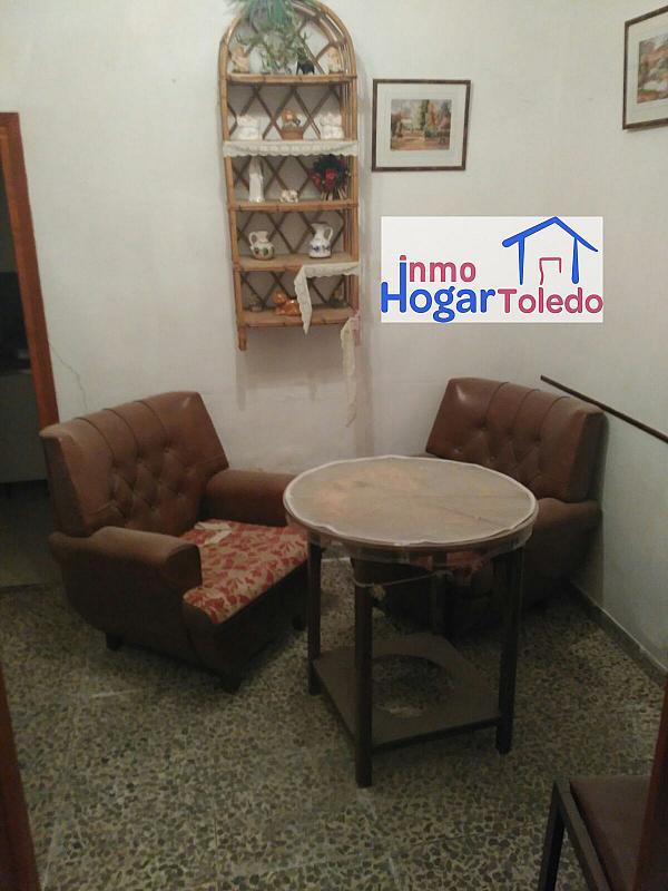 Piso en alquiler en calle Alquiler Casco, Casco Histórico en Toledo - 329115662