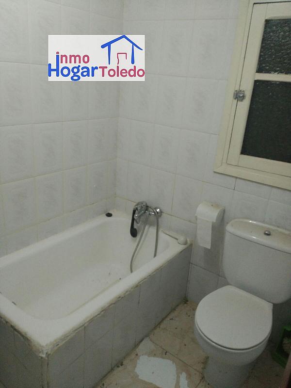 Piso en alquiler en calle Alquiler Casco, Casco Histórico en Toledo - 329115664