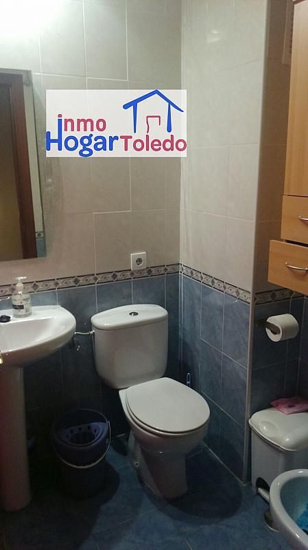 Chalet en alquiler en calle Adosado En Poligono, Santa María de Benquerencia en Toledo - 329578098
