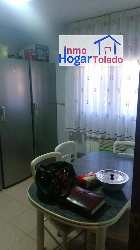 Chalet en alquiler en calle Adosado En Poligono, Santa María de Benquerencia en Toledo - 329578100