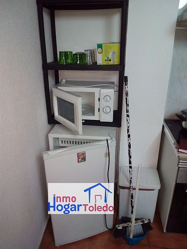 Ático en alquiler en calle Alquiler Atico, Santa Teresa en Toledo - 330450321
