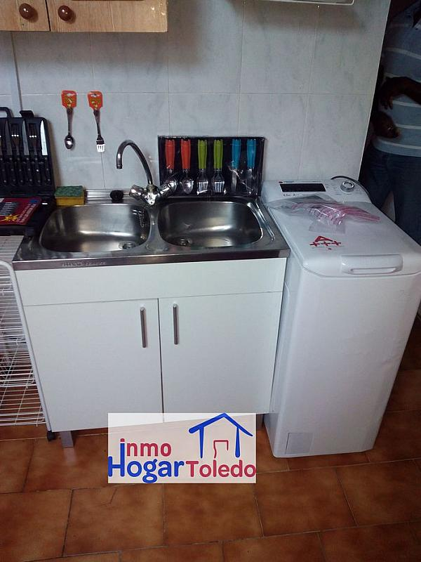 Ático en alquiler en calle Alquiler Atico, Santa Teresa en Toledo - 330450329